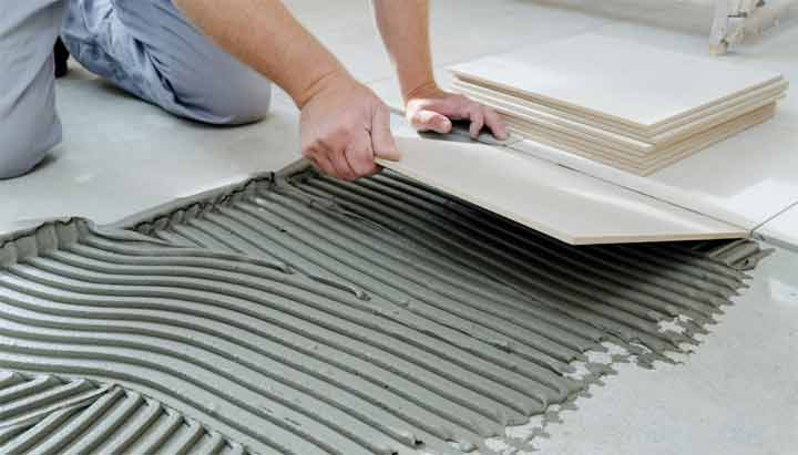 How To Repair Broken Ceramic Tiles