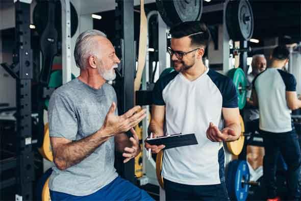 Plan a custom exercise routine