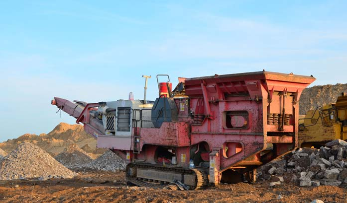 services to purchase the Crusher parts