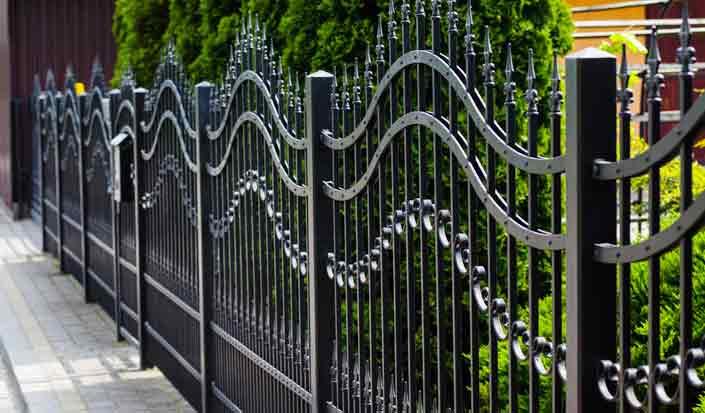 fence panel fences
