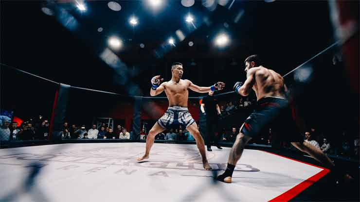 MMA factory Australia
