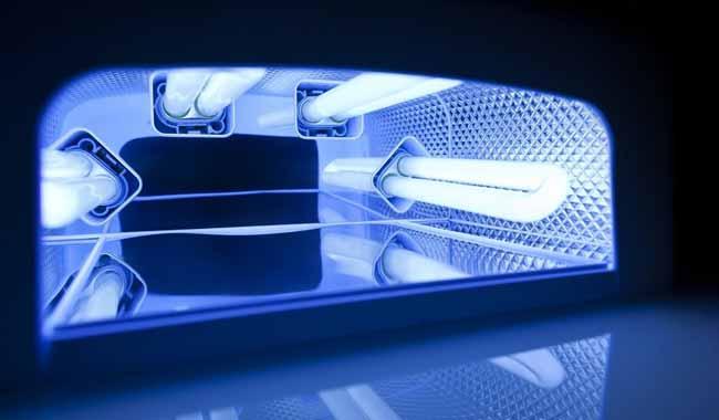 UV Lights Destroy Viruses