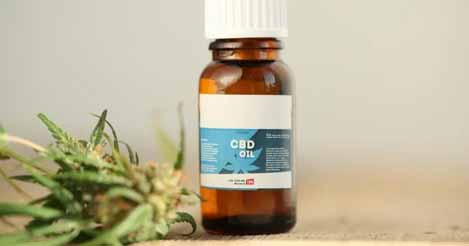 CBD Oil Look and Taste