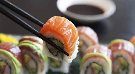 Choose The Best Sushi To Eat