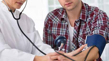List of The Normal Blood Pressure for Teenagers