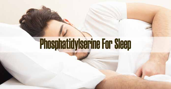Can You Take Phosphatidylserine For Sleep