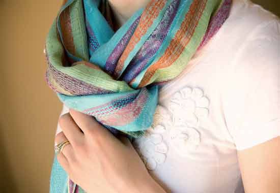 Different types of scarf