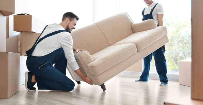 How to Start Clearing out Your Apartment For Moving