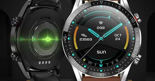 What is GX SmartWatch Features