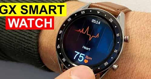 Why GX SmartWatch so Popular