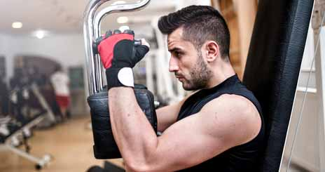 How to Divide the Push and Pull Muscle Groups