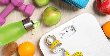 Keep Body Weight Healthy