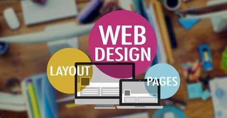 Major Things in Web Designing