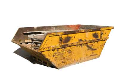 Different size of skip hire for house cleaning