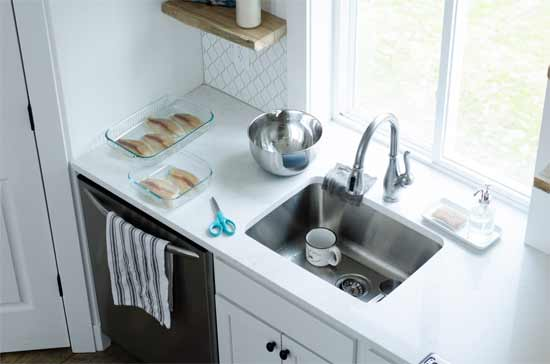 Essential points to replace a broken drain stopper