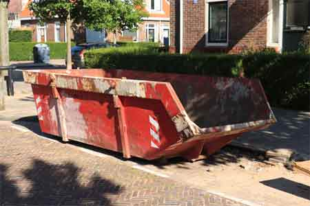 Household cleanups using the skip hire