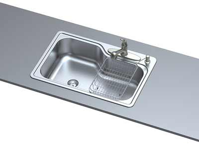 Replacement of Push-Pull Drain Stopper of Sink