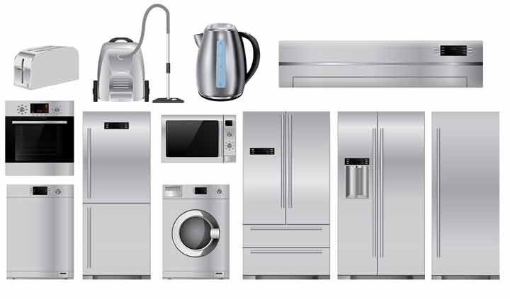 How to Remove Scratches in Stainless Steel Appliances