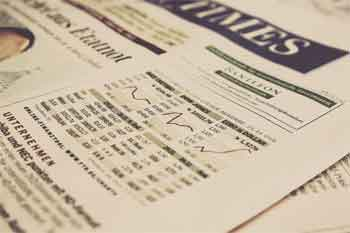 What are the types of charts used in the patterns to predict future prices