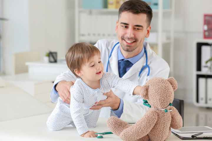 Be Selective When Choosing a Pediatrician