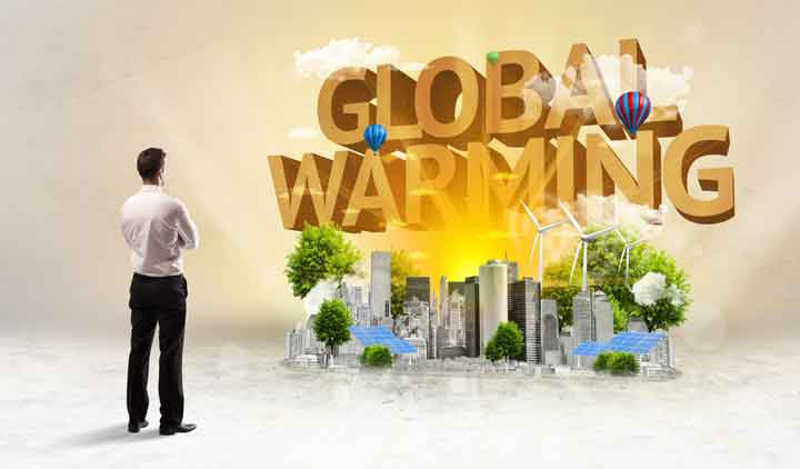 Climate Project Offers Global Warming Solutions