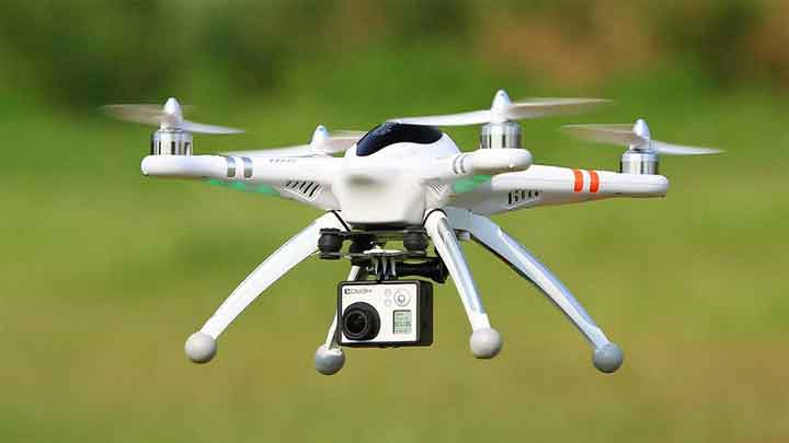 Colliding With Drones in Air and on Ground