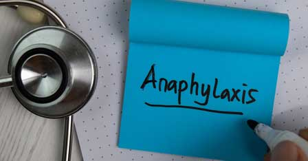 Anaphylaxis is the Opposite or Prophylaxis