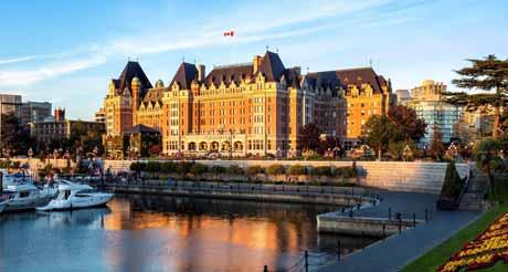 Canada's Fairmont Empress