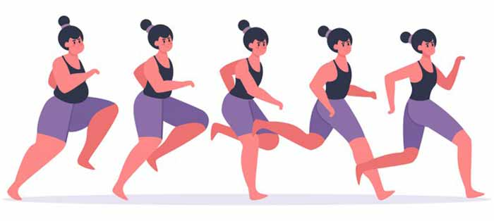 Running to Lose Weight While Avoiding Injury
