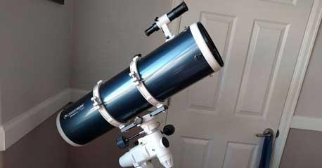 The Telescope Mount