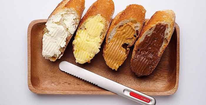 Bakers Invents Heated Knife