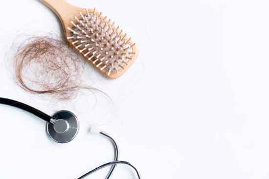 Clean Hair Brushes