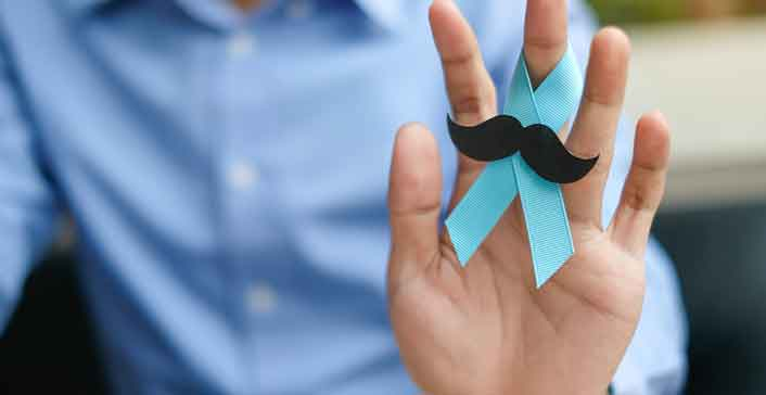 Grow a Moustache to Raise Prostate Cancer Awareness for Movember