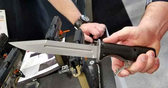 Huge Turnout at the Indy 1500 Gun & Knife Show