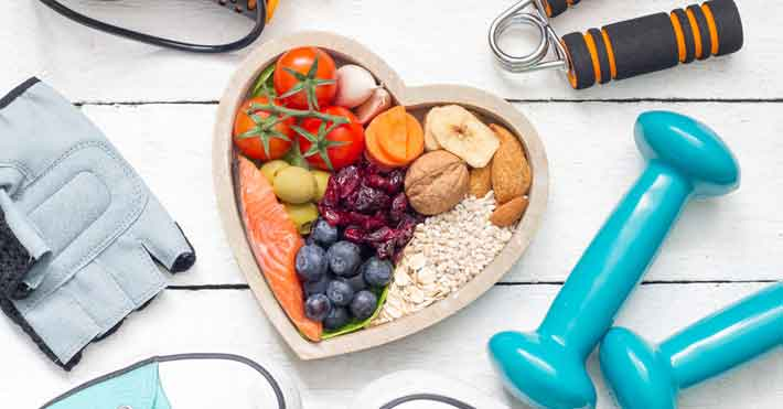 Living a Heart Healthy Lifestyle