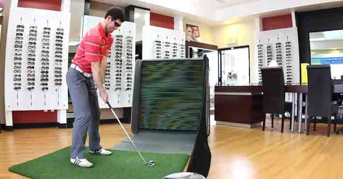 8 Creative Ways to Practice Golf at Home